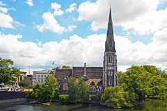 St. Alban's Church Royalty Free Stock Image