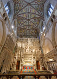 St Albans Abbey Quire Royalty Free Stock Photos