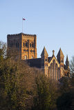 St Albans Cathdral Royalty Free Stock Photography