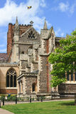 St Albans Cathedral, England Stock Photo