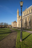 St. Albans Cathedral Royalty Free Stock Photography