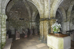 St. Aldhelm's Chapel Royalty Free Stock Photos