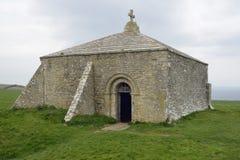 St. Aldhelm's Chapel Royalty Free Stock Photo