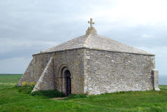 St Aldhelm's Church Royalty Free Stock Photography