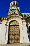 St Aleksander Nevsky katedra Zdjęcie Stock