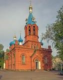 St Aleksander Nevsky kościół 2 fotografia stock