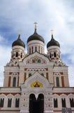 St. Aleksander Nevsky´s Cathedral. Stock Image