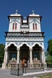 St Alexander, Alexandría, Rumania de la catedral fotos de archivo libres de regalías
