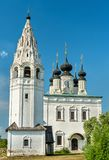 St. Alexander monastery in Suzdal, Russia royalty free stock images