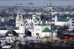 St Alexander monastery in Suzdal Stock Photo
