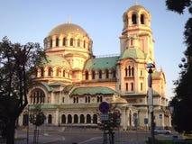 St Alexander Nevski Fotografia de Stock Royalty Free