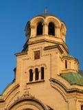 St. Alexander Nevski cathedral Stock Image