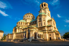 St Alexander Nevsky Cathedral royalty-vrije stock fotografie
