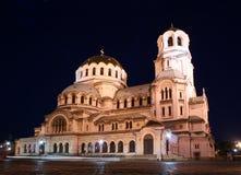 Free St. Alexander Nevsky Cathedral Stock Photography - 6342192