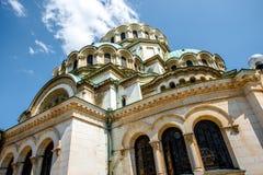 The St. Alexander Nevsky Cathedral Royalty Free Stock Image
