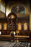 St. Alexander Nevsky Church Stock Images