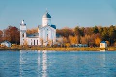 St Alexander Nevsky Church dans Gomel, Belarus Photos stock