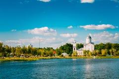 St. Alexander Nevsky Church in Gomel, Belarus Stock Image