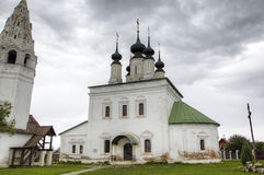 St. Alexander Nevsky Monastery. Suzdal Stock Photo