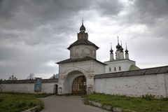 St. Alexander Nevsky Monastery. Suzdal Royalty Free Stock Photo