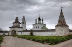 St. Alexander Nevsky Monastery. Suzdal Royalty Free Stock Photos
