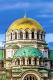 St. Alexander Nevsky Orthodox Cathedral Royalty Free Stock Image