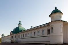 St. Alexander of Svir Monastery Royalty Free Stock Photo