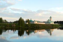 St. Alexander of Svir Monastery Stock Photos
