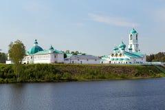 St. Alexander of Svir Monastery Stock Image
