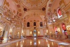 St. Alexander zaal royalty-vrije stock afbeeldingen