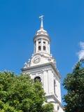 St Alfege Church stock photo