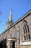 St Alkmunds Church, Shrewsbury. Stock Photo