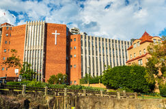 St Aloysius College, a Catholic school for boys in Kirribilli near Sydney - Australia Royalty Free Stock Image