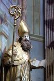 St Ambrose Lizenzfreies Stockbild