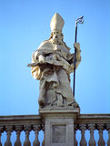 St. Ambrose, Rome, Italy. St. Ambrose in Rome, Italy Royalty Free Stock Images