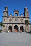 St Ana Cathedral, Las Palmas Gran Canaria, Spain Royalty Free Stock Images