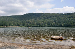 St Ana Lake Image stock