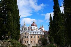 St. Andrea del monasterio imagen de archivo