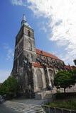 St. Andreas church stock photos