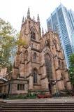 St Andrew's大教堂 免版税库存图片