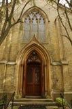 St Andrew Anglicaanse Kerk, Gothenburg, Zweden stock fotografie