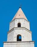 St Andrew Cathedral. Venosa. Basilicata. Stock Image