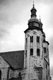 St Andrew Church in Cracow Royalty Free Stock Photography