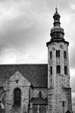 St Andrew Church in Cracow Stock Images