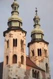 St Andrew Church; Krakow Stock Photo