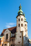St Andrew Church in Krakow. Poland. Europe Royalty Free Stock Photography