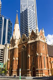 St. Andrew church of Perth Royalty Free Stock Photos