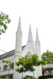 St Andrew Church in Singapore Stock Photo