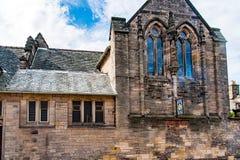 ST ANDREW, ESCÓCIA, Reino Unido, o 17 de setembro de 2016 Toda a igreja do ` s de Saint Fotografia de Stock