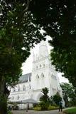 St Andrew katedra, Singapur Fotografia Royalty Free